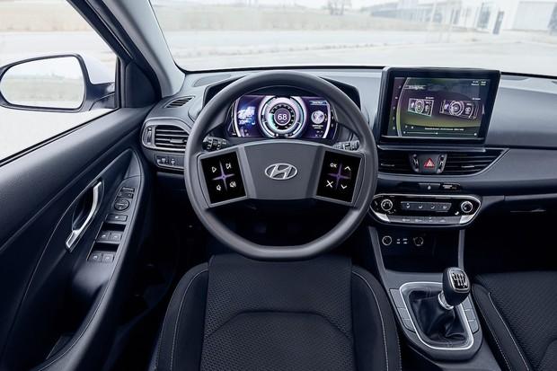 Hyundai pracuje na přístrojové desce budoucnosti
