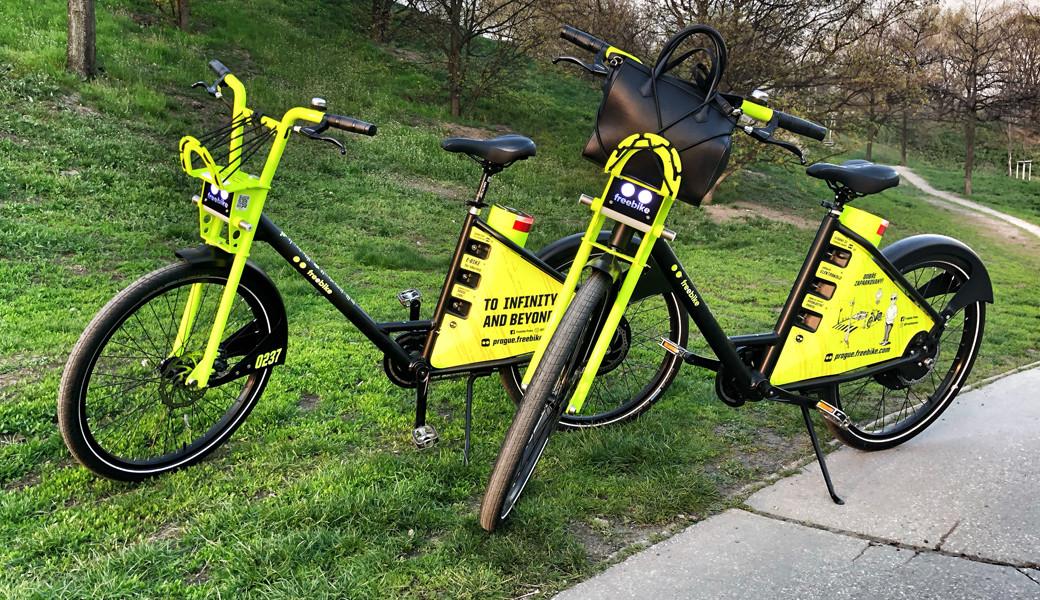 Bikesharing freebike