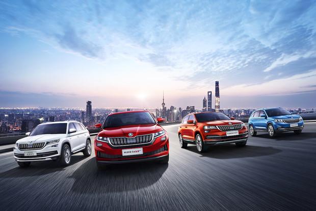 Co Škoda Auto přiveze na šanghajský autosalon?