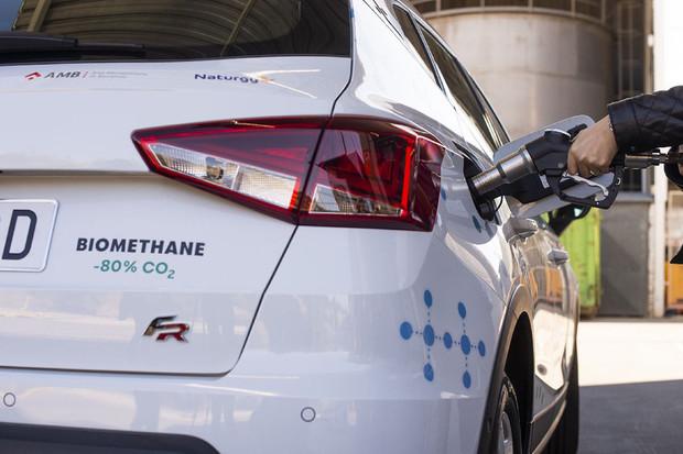 SEAT podporuje program přeměny organického odpadu na biopalivo
