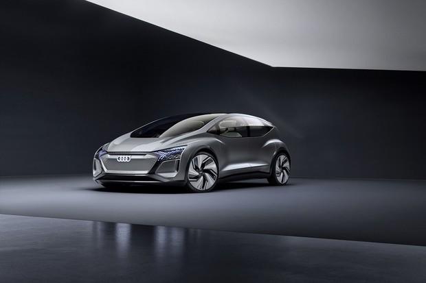 Mobilita pro velkoměsta v podání Audi odhalena
