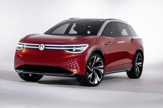 Elektrická ofenzíva Volkswagenu v Šanghaji. Automobilka ukázala nové autonomní SUV