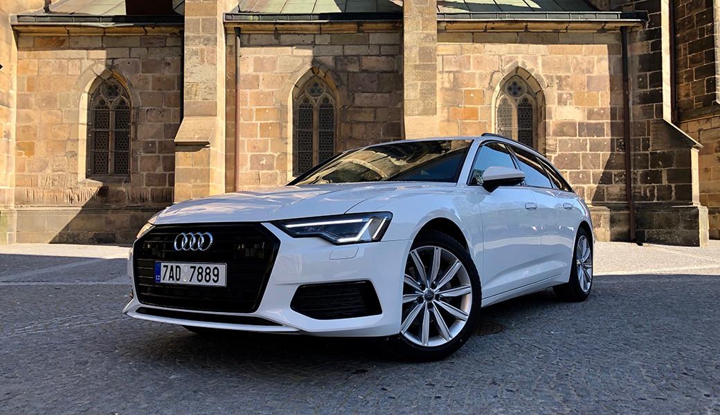 Jak si vede mild-hybridní pohon Audi A6 v reálném provozu?