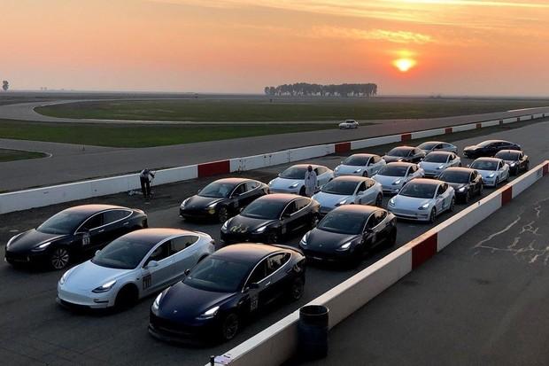Plánuje Tesla zvýšit výrobu? Zaregistrovala si velký počet nových VIN kódů