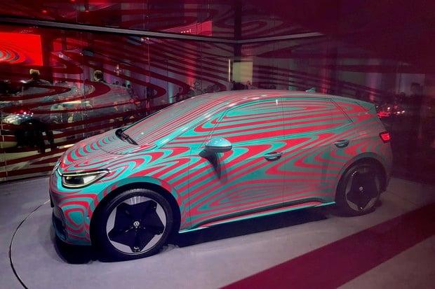 Podívejte, jak se vyrábí elektrická budoucnost Volkswagenu s názvem ID.3