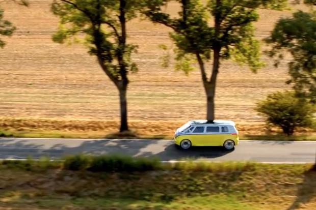 Volkswagen ID. Buzz je hlavním hrdinou nové reklamy