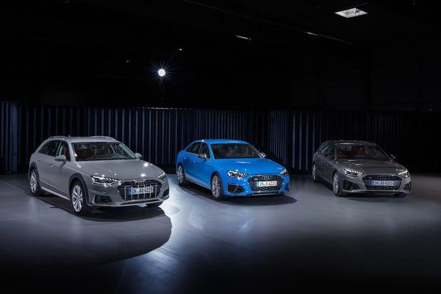 Seznámili jsme se s rodinkou Audi A4. Avant v šedém laku si nás získal