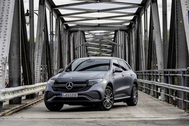 Mercedes pracuje na zvukovém projevu svých elektromobilů
