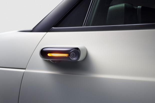 Elektromobil od Hondy nabídne virtuální zpětná zrcátka ve standardní výbavě