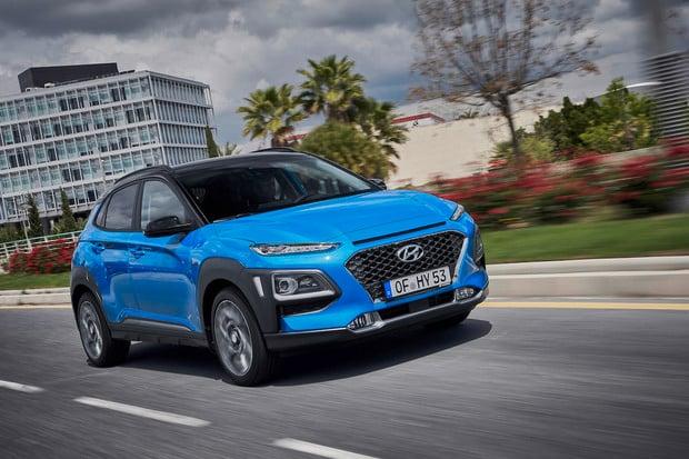 Hyundai Kona Hybrid vstupuje na český trh. Cena startuje na 599 990 Kč