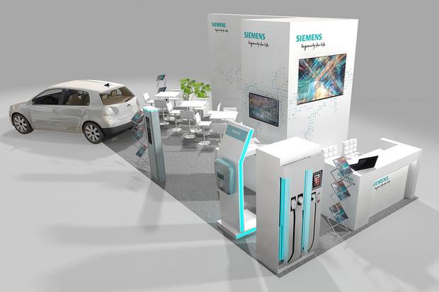 Siemens představí novinky pro infrastrukturu elektromobility