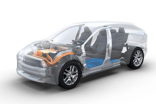 Toyota a Subaru budou spolupracovat při vývoji elektromobilů