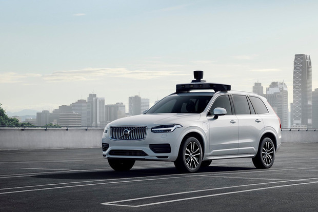 Volvo věří autonomním autům. První takové dnes odhalilo společně s Uberem