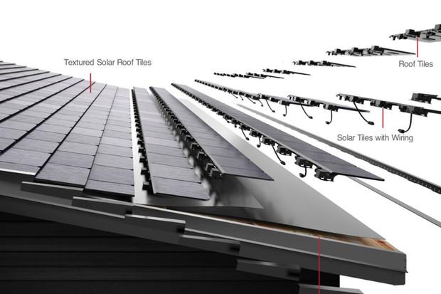 Tesla finišuje přípravu třetí verze své solární střechy