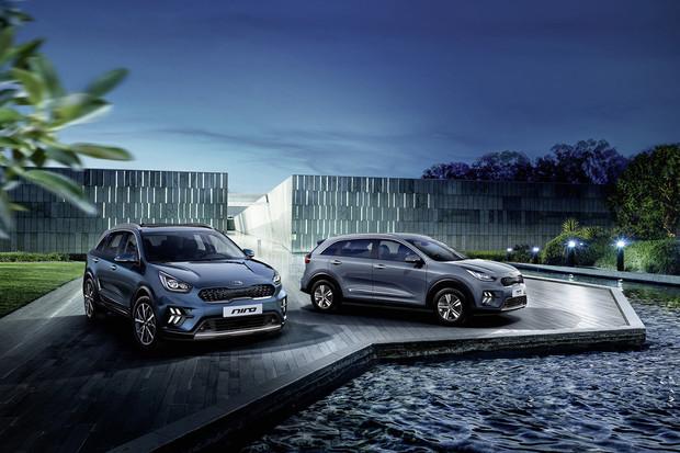 Kia v Česku zahajuje prodej modernizovaného modelu Niro