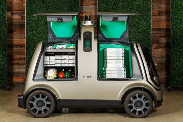 Budoucnost doručování pizzy v podání Domino's a Nuro