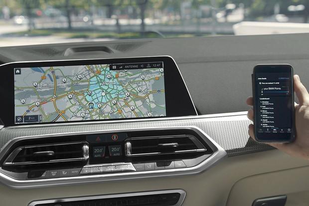 BMW Group umí detekovat bezemisní zóny ve městech. Co přesně to znamená?