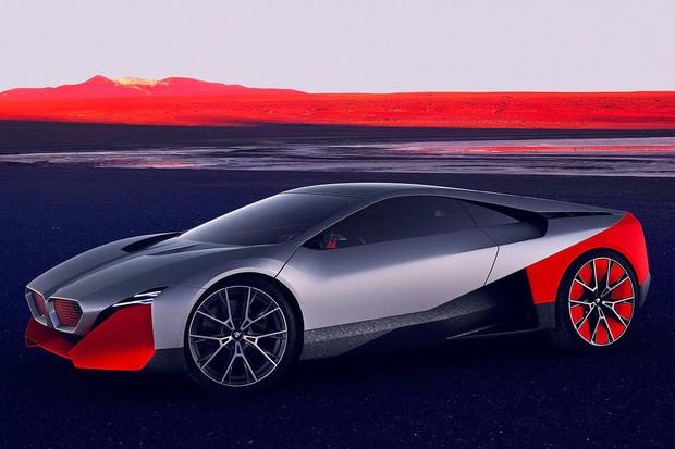 BMW Vision M NEXT: budoucnost rychlosti podle Mnichova