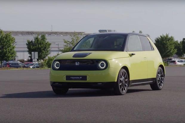 Elektrická Honda má české ceny. Připravte si minimálně 900 tisíc Kč