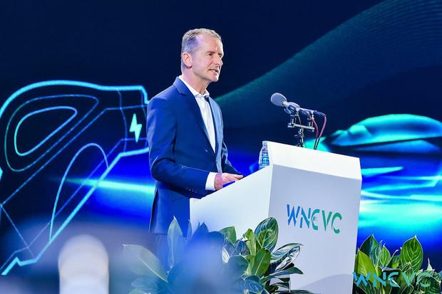 Volkswagen zintenzivňuje svoji elektrickou ofenzívu v Číně