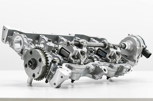 Hyundai má motor, který zvyšuje výkon a snižuje emise