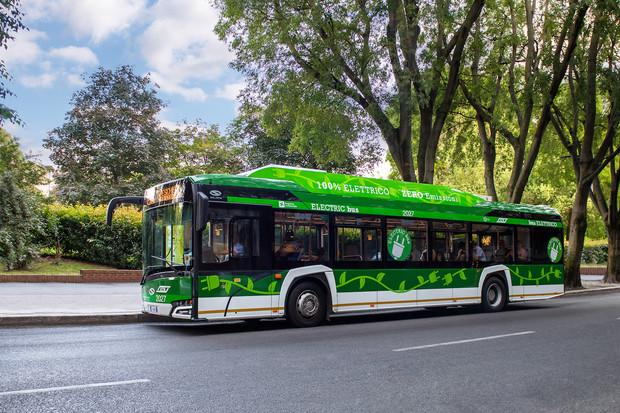 Milán si u společnosti Solaris objednal rekordní počet elektrobusů