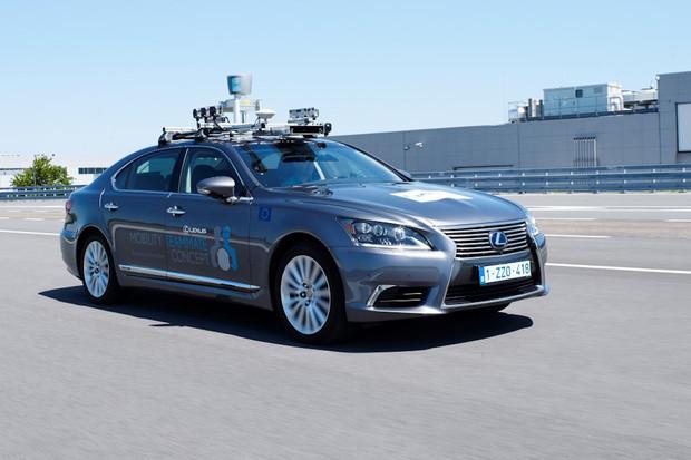 Toyota Motors Europe bude testovat autonomní auta v evropských ulicích