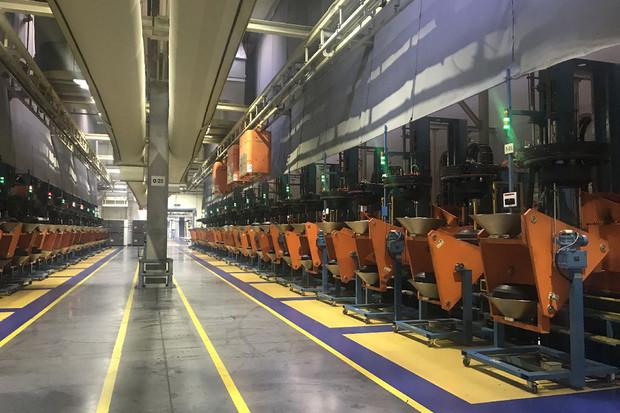 Bridgestone bude investovat do projektu chytrých továren