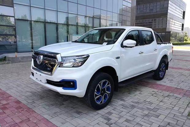 Elektrický pick-up z Číny nabídne za necelý půlmilion korun dojezd až 400 km