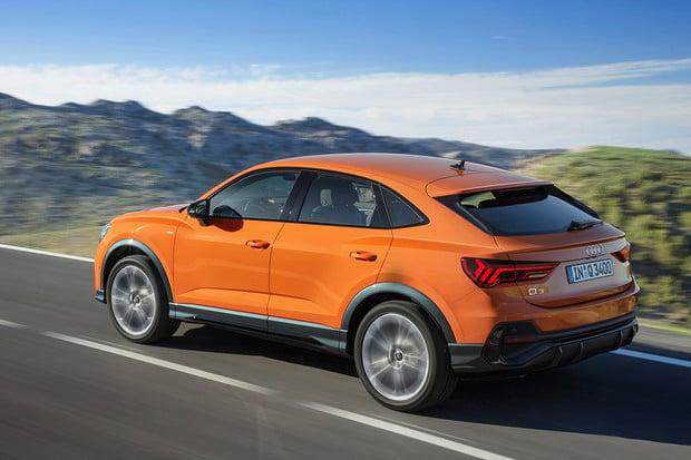 Nové Audi Q3 Sportback rozšíří výběr v oblíbené kategorii SUV. Dorazí na podzim