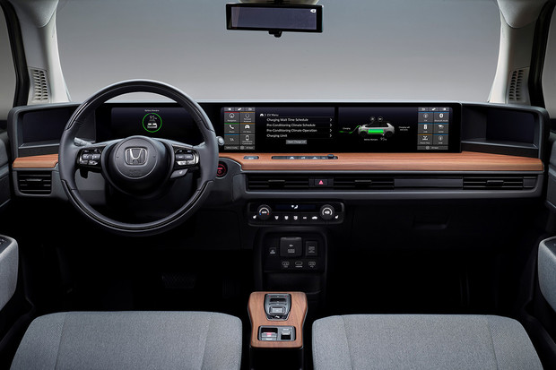 Honda získala typové schválení pro autonomní řízení 3. úrovně