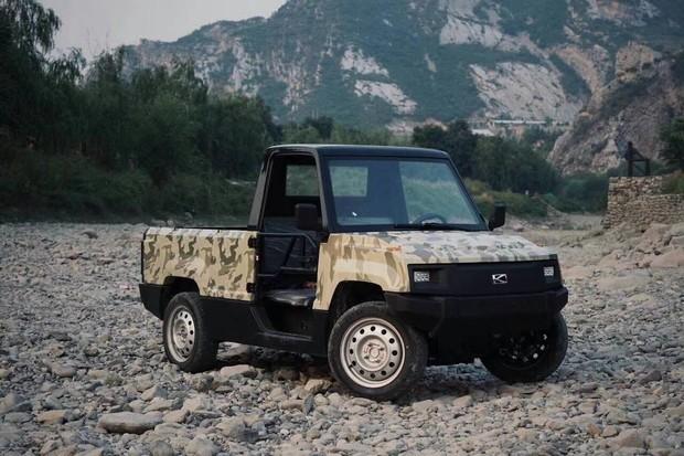 Znáte automobilku Kaiyun Motors? V Číně letos prodala už 4 900 elektromobilů