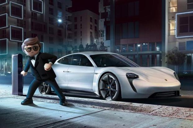 Porsche chce prodávat více Taycanů než modelu 911. Představí jej proto i ve filmu