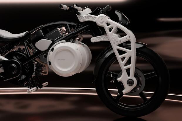 Psyche od Curtiss Motorcycles nabídne elektrický pohon a nevídaný design