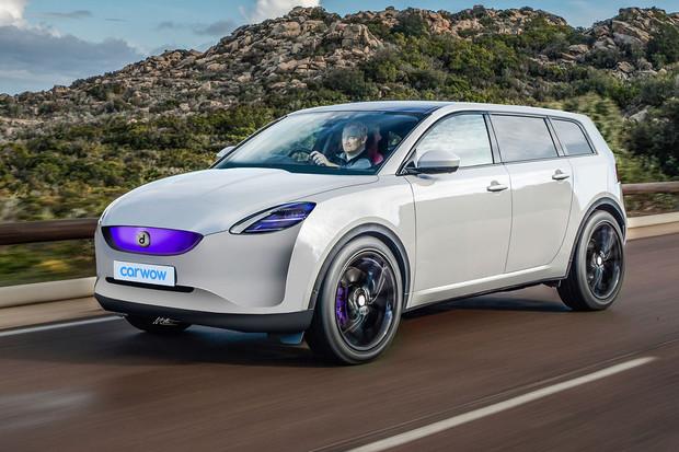 Po vysavačích a sušácích se společnost Dyson pouští i do výroby elektromobilů