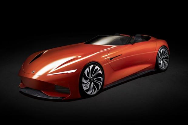 Karma odhalila futuristický SC1 Vision Concept. Na trh se pravděpodobně nepodívá