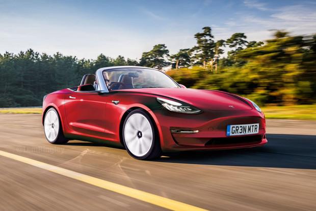 Tesla MX-5: ani Tesla, ani Mazda