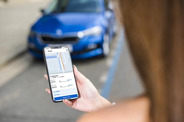 Díky aplikaci Citymove od Škoda Auto se vás městské zácpy již netýkají