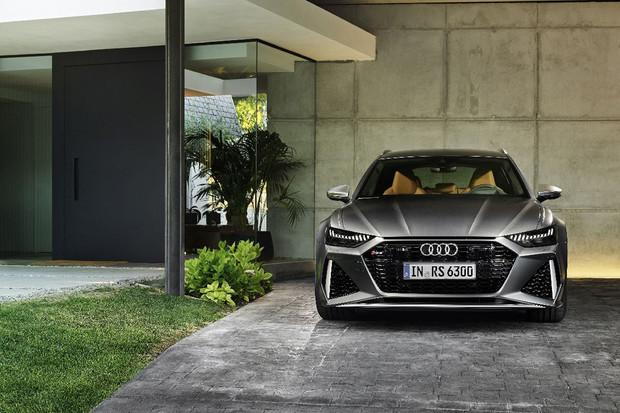 Nová Audi RS6? Mild-hybridní rodinná bestie s výkonem 600 koní, kde můžete i spát