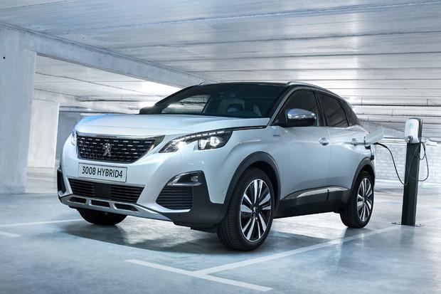 Plug-in hybridní Peugeot 3008 je nejsilnější sériově vyráběný model automobilky