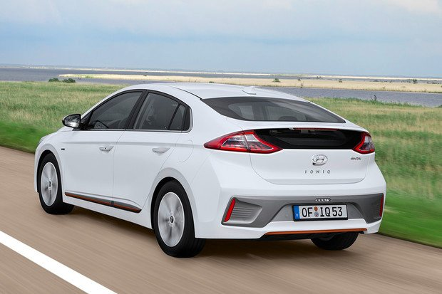 Hyundai Ioniq Electric: vítěz mnoha testů ve spotřebě energie a ekologii