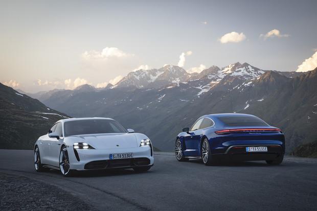 Porsche Taycan oficiálně. Z klidu na sto za 2,8 sekundy