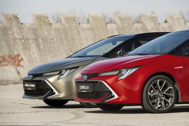 Toyota zažila nejlepší léto v historii. Dobře se prodává i hybridní C-HR