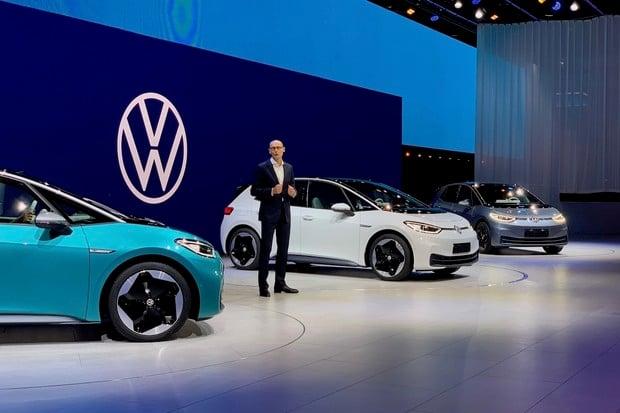 Na Volkswagen ID.3 se můžete podívat již tento týden na e-Salonu