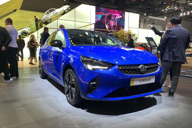 Opel Corsa-e se dostane do produkce už na začátku příštího roku