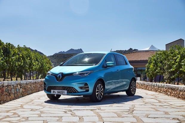 Renault ZOE dostal 52kWh baterii a rychlonabíjecí standard
