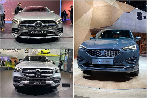 Jaké plug-in hybridní modely nás zaujaly ve Frankfurtu?