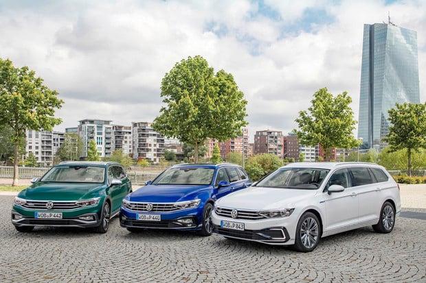 Volkswagen Passat vstupuje na český trh. Cena startuje na 750 900 Kč