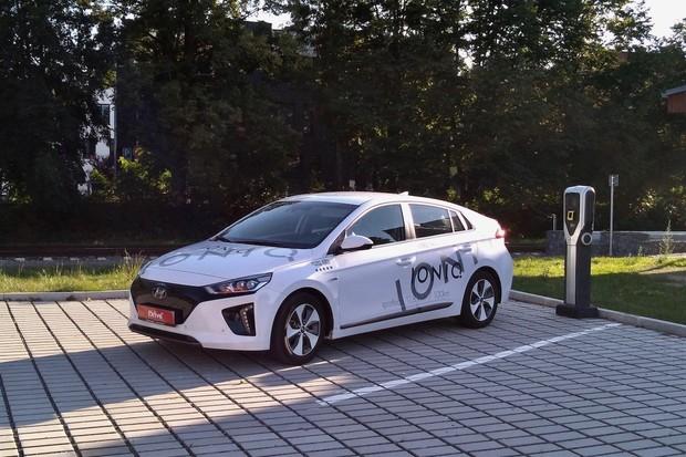 Zkušenosti s Hyundai Ioniq Electric po dvou měsících provozu