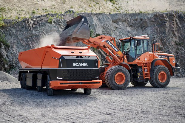 Scania chce být průkopníkem autonomních nákladních modelů